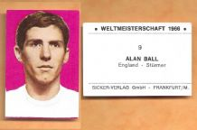 England Alan Ball Blackpool 9